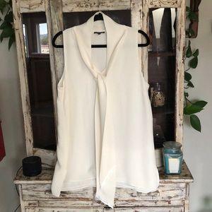 Lafayette 148 New York silk blouse